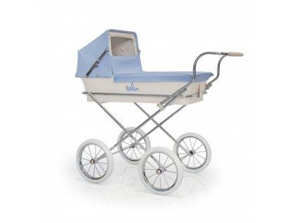 19631 bebelux detsky kocik miniparis light blue 62cm