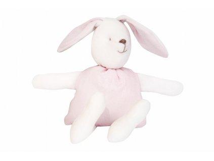 23471 caramella plysova hracka zajacik 30cm ruzovy