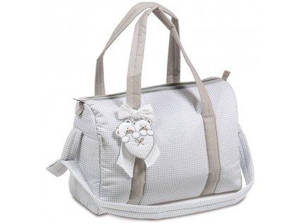Italbaby cestovná taška Bauletto Lovely Bears