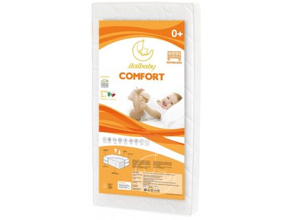 Italbaby detský matrac Comfort 70x140cm