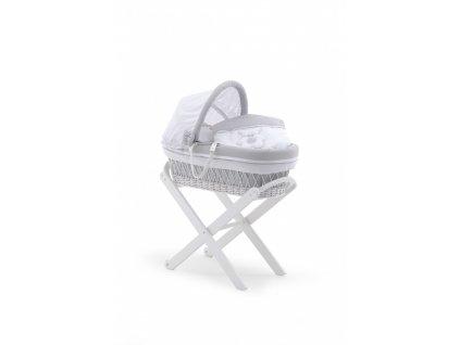 Italbaby prútený košík pre bábätko