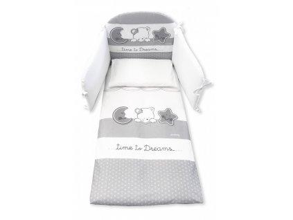 Italbaby My Dream mantinel s posteľnou bielizňou