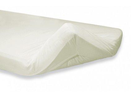 20687 italbaby plachta na detsky matrac pipi no 70x140cm biela