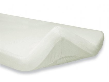 20681 italbaby plachta na detsky matrac terry 70x140cm biela