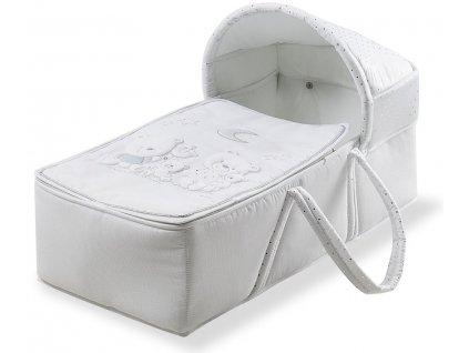Italbaby prenosná taška na dieťa Happy Family