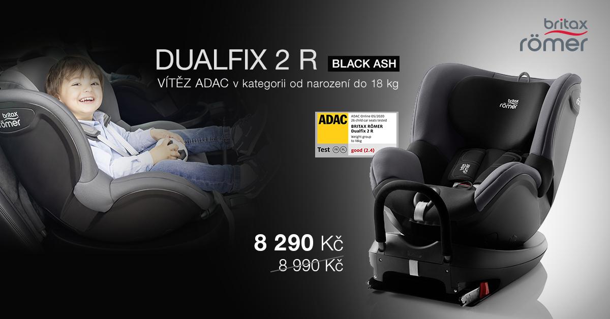 AKCE Autosedačka Römer/Britax Dualfix 2R