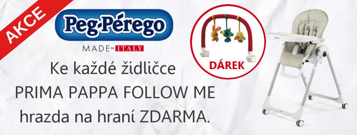 Follow Me + hrazda zdarma