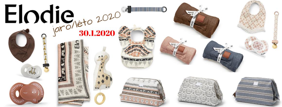 Elodie 2020 jaro/léto
