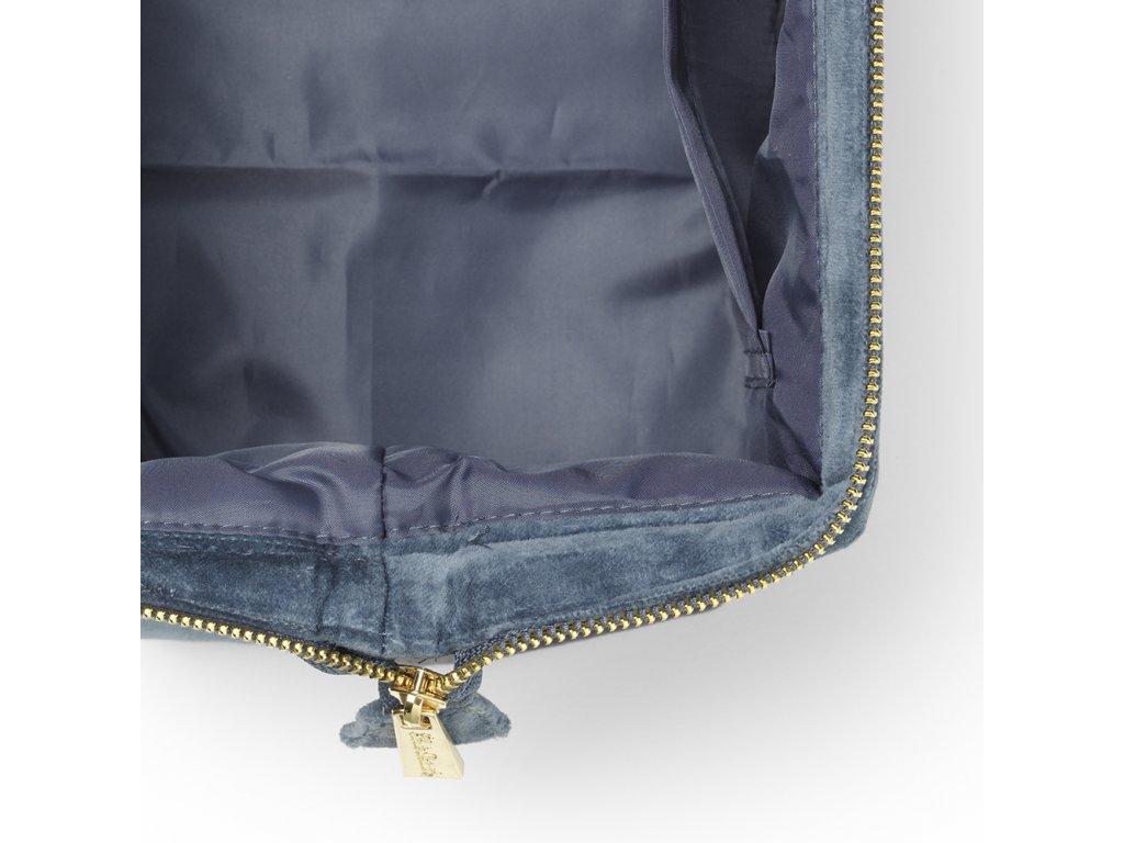 a6f57a2e0a0 Příruční taška Zip Go Elodie Details 2018 - Tender Blue - BABYPLAZA ...