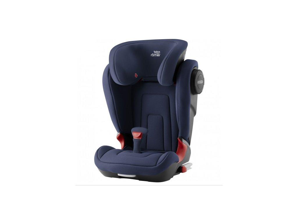 Dětská autosedačka Britax Römer Kidfix 2 S black edition Moonlight Blue