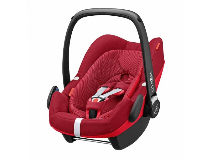 Autosedačka Maxi-Cosi PEBBLE PLUS 2017 - Robin Red