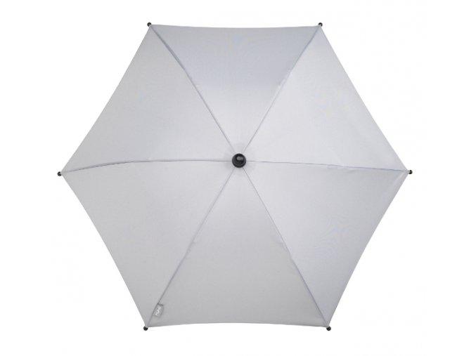 Slunečník NUNA - Světle šedý - doprodej