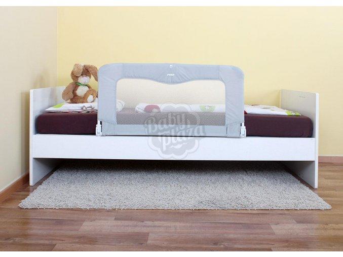 ByMySide zábrana na postel 150 cm 2021 - grey/white
