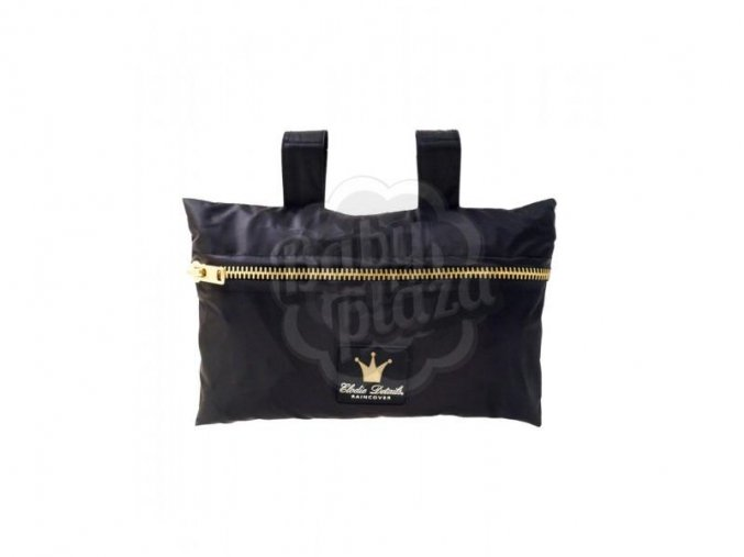 Pláštěnka Elodie Details - Black Edition