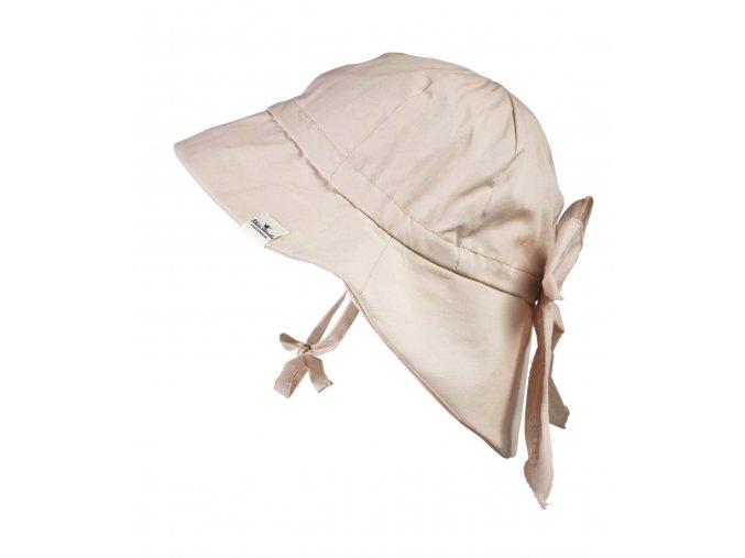 Bavlněný klobouček Elodie Details 2018 - Powder Pink