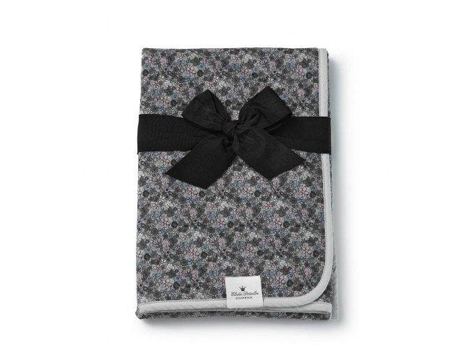Sametová deka ELODIE DETAILS Pearl Velvet - Petite Botanic