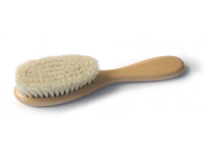Reer Kartáč na vlasy natur medium 2020