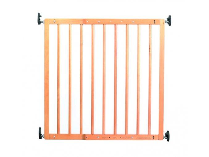 Reer Zábrana Basic Simple 2021-Lock dřevěná