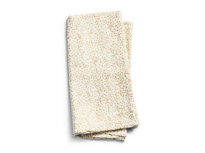 103215 Bamboo Muslin Blanket Gold Shimmer 1000px