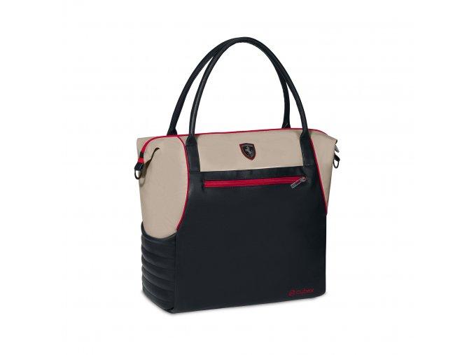 10201 1 42 PRIAM Changing Bag Design Silver Grey
