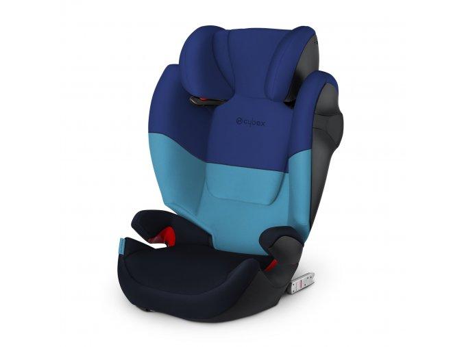 Dětská autosedačka Cybex Solution M fix 2019 Blue Moon