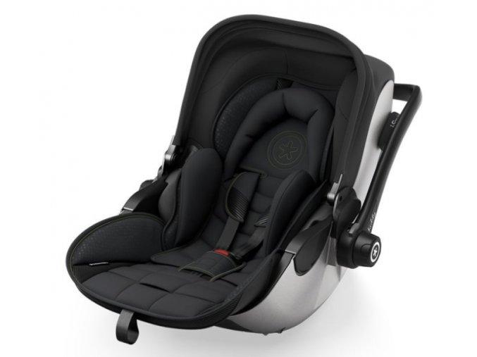 Dětská autosedačka Kiddy Evoluna i Size 2 2019 GT Speed Black