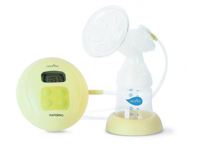 Elektronická odsávačka mléka NUVITA