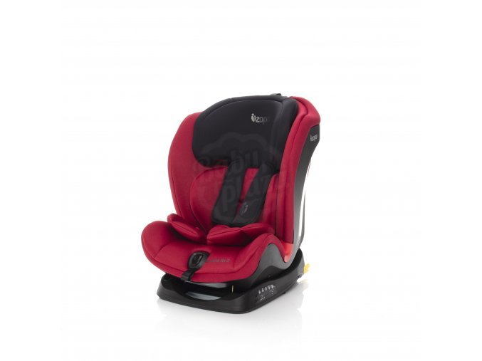 Autosedačka Zopa Carrera Fix 2 2020 Jester Red