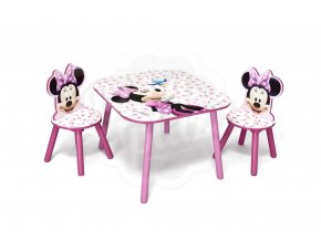delta kva ten tt89436mn minnie table n chair set right