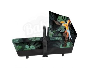 Carry Cot ke kočárku Cybex Priam 2018 - Birds of Paradise