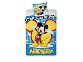 Dětské povlečení Myšák Mickey 001