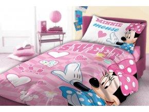 Dětské povlečení Minnie Mouse 05