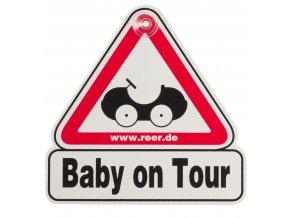 """Značka """"Baby on Tour"""" Reer 2020"""