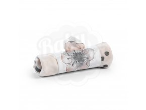103217 Cotton Muslin Blanket Embedding Bloom Pink frp 1000px