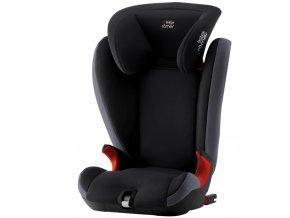 Dětská autosedačka Britax Römer Kidfix SL Black Edition Black ash