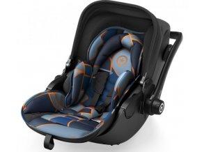 Autosedačka Kiddy Evoluna 2 i-Size + Isofix Base 2019 - Kolekce Urban Camo  + Organizér na sedadlo s kapsou na tablet