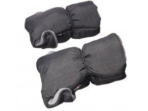 Extra teplé rukavice na kočárek Baby Dan 2020