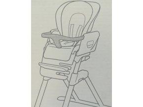 Madlo k jídelní židličce Joie Mimzy