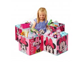 original jpg 291moe lead product model minnie mouse cube storage
