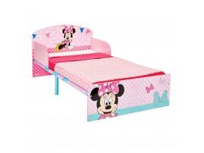 Dětská postel Minnie Mouse 2
