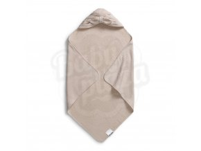 hooded towel powder pink bow elodie details 1 1000px