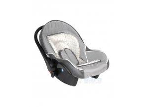 autosedačka comfort 01 grey