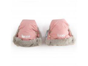 Zimní rukavice Zopa Fluffy 2020 Pink