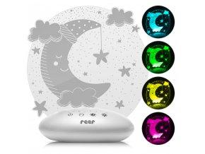 LED barevné světlo REER 2021 Měsíc