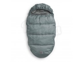 light down footmuff deco turquoise elodie details 50515121181NA 1
