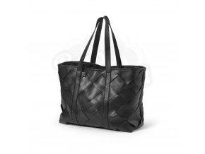 changing bag braided leather elodie details 50673104125NA 1