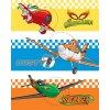 Dětská deka Letadla II
