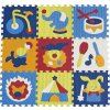Pěnové puzzle - cirkus