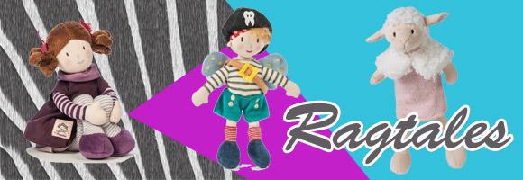 Ragtales australské hračky pro radost dětí i rodičů.