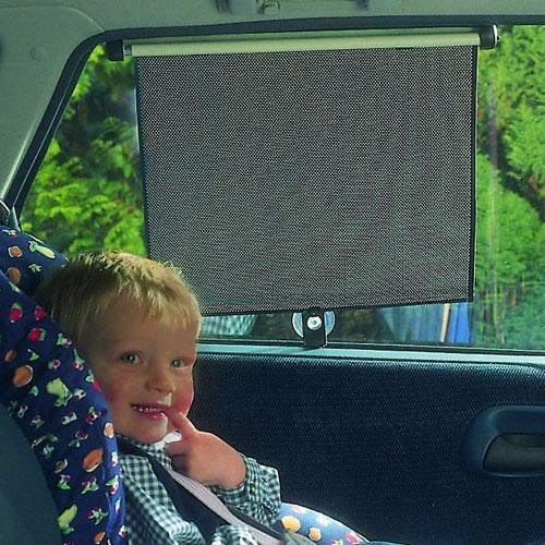 Sluneční clony do auta